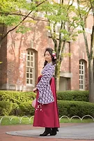 卒業式袴京都ロケーション撮影