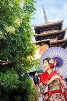 成人式京都ロケーション撮影