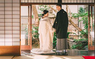 京町家室内撮影