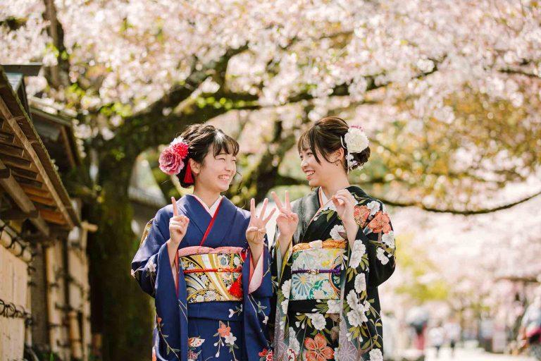京都成人式前撮り ロケーション